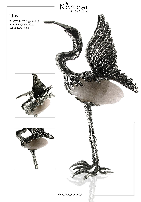 ibis argento quarzo rosa blog
